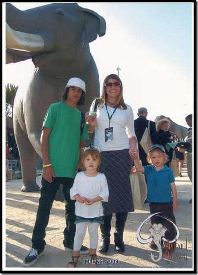 San Diego Zoo Elephant Odyssey
