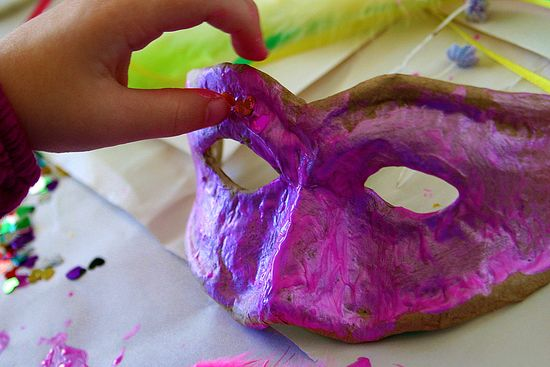Mask craft for kids