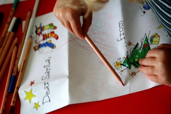 Preschooler Christmas Activities