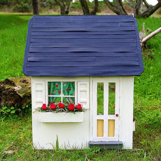 handmade dollhouse