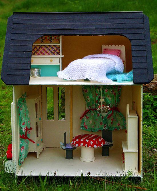 handmade dollhouse furniture