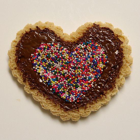 Valentine's Day Fairy Bread