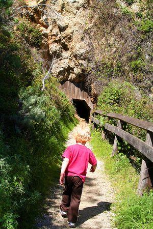 Kid friendly hikes Big Sur