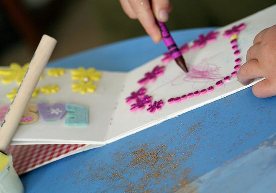Spring craft projects for kids