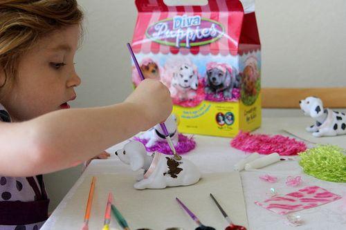 Creativity For Kids Diva Puppies