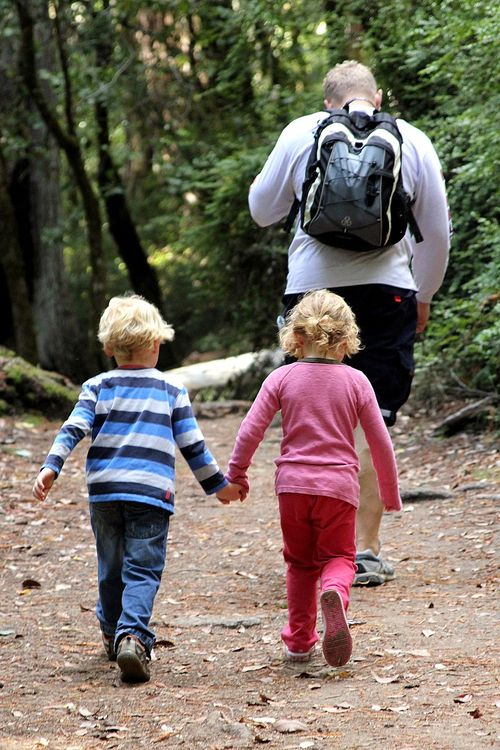 Hiking with Kids Northern California
