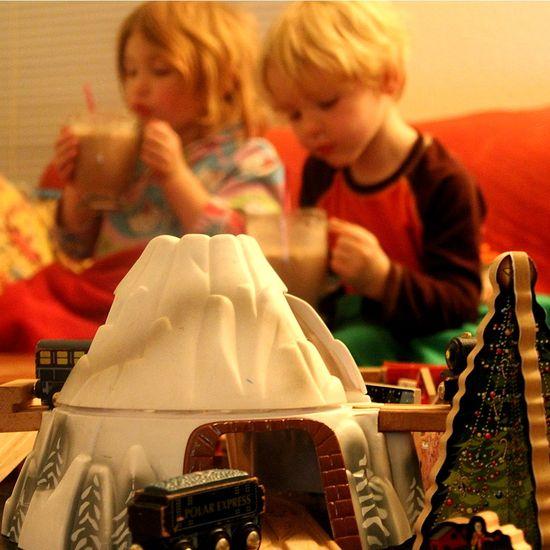 Polar Express Family Night