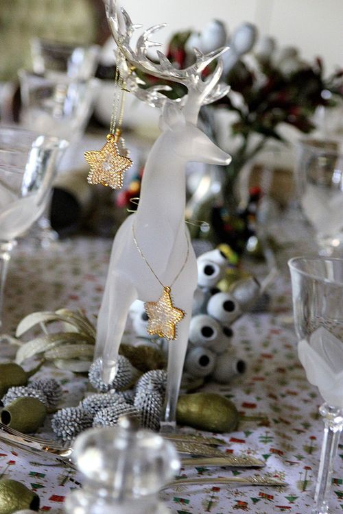 Australia Christmas Table
