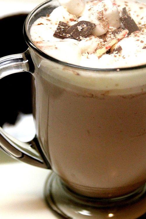 Cold Stone Hot Cocoa