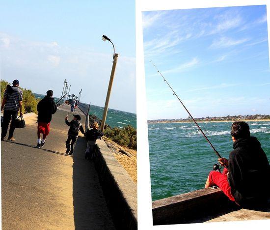 Mordialloc fishing