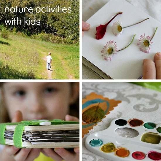 Nature activities with kids