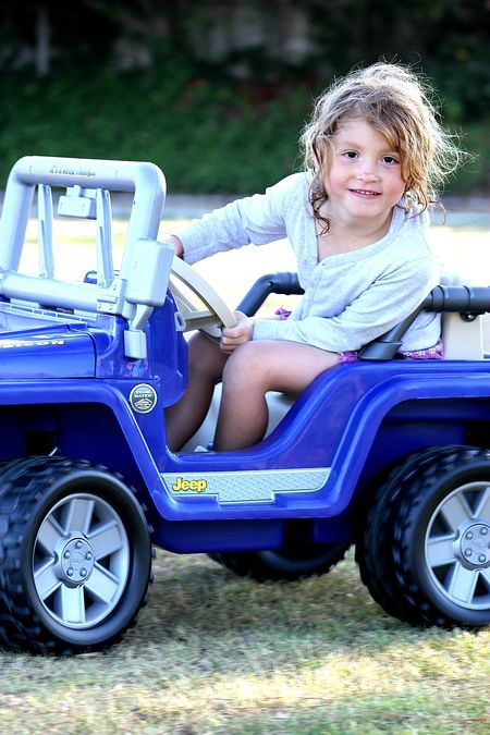 Fisher-Price Jeep