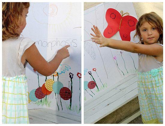 Butterfly project board
