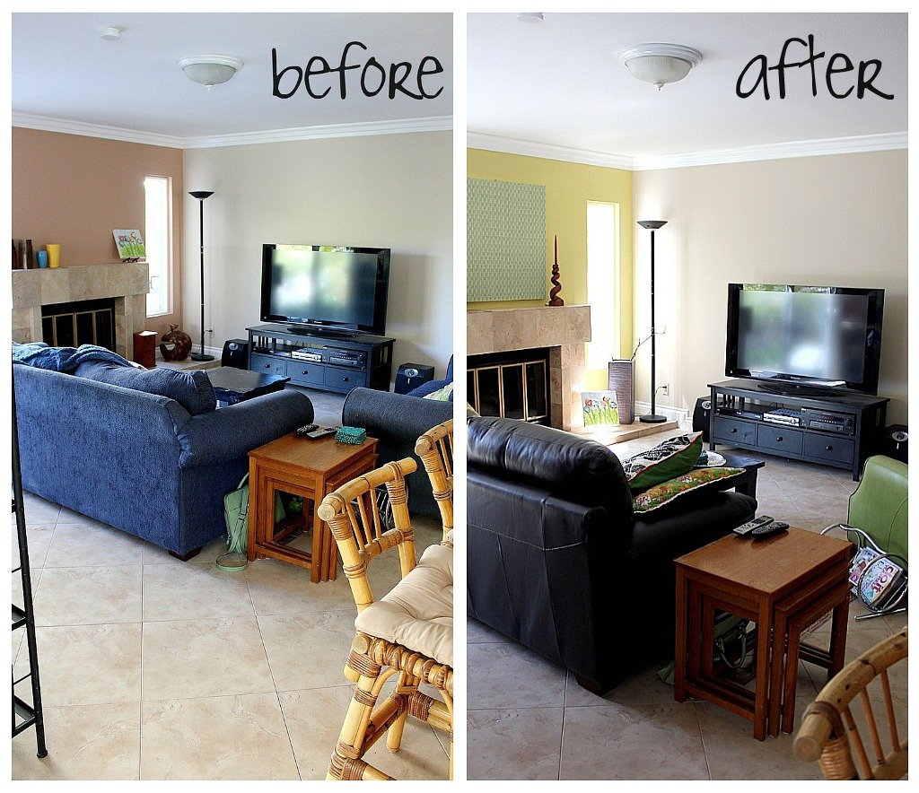 Part 2 Living Room Makeover Tonya Staab