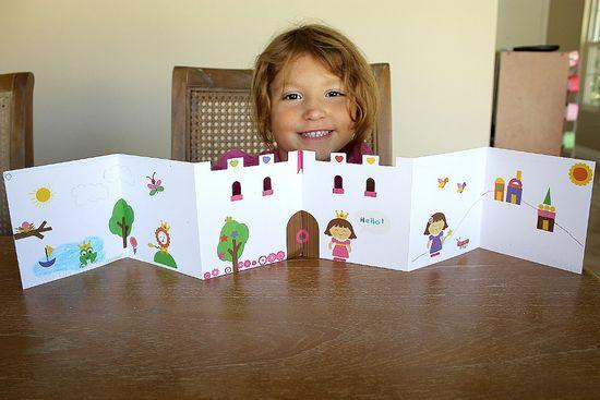 Create a princess adventure