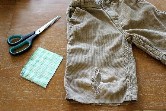 how to repurpose clothes for back to school