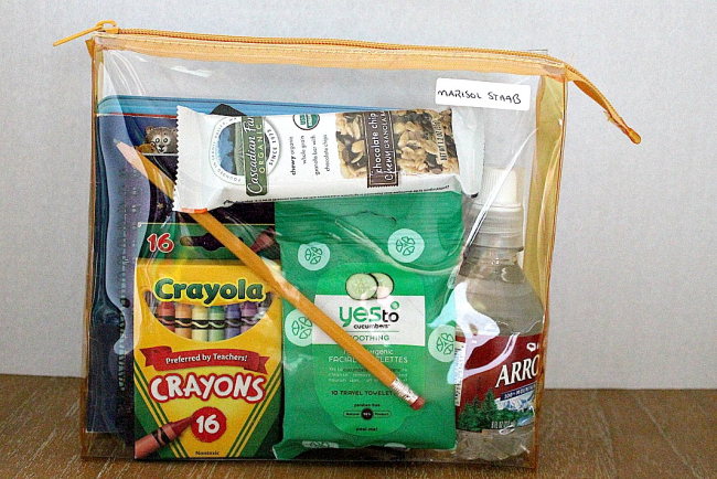 School Emergency Kit for Kids