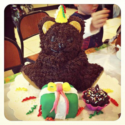 Build A Bear Birthday Cake