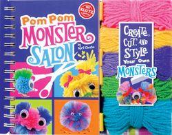 Klutz Pom-Pom Monster Salon
