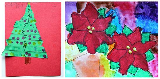Kinder Christmas Crafts