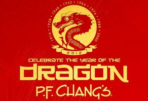 P.F. Chang's Year of the Dragon