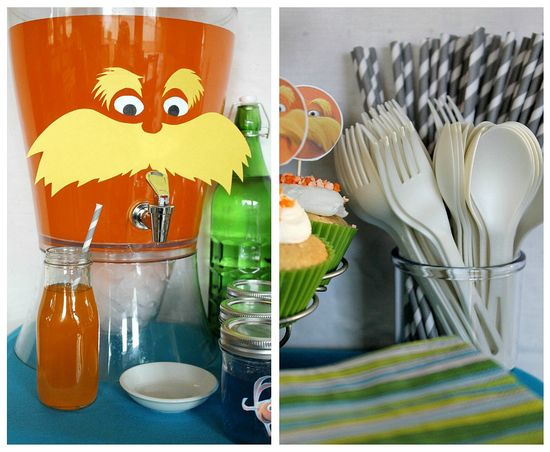 Dr Seuss The Lorax party