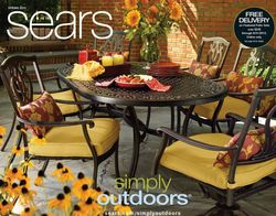 Sears Simply Outdoors