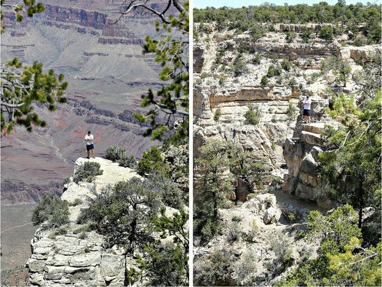 Grand canyon photography locations