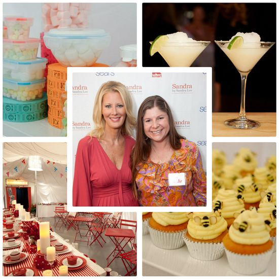 Sandra Lee Summer Carnival Event New York