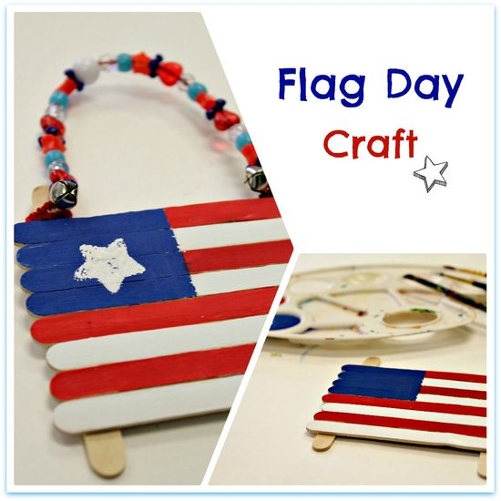 Flag day craft