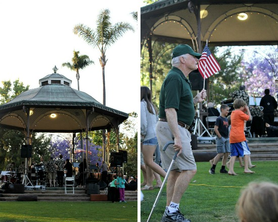 Concert in the Park Coronado