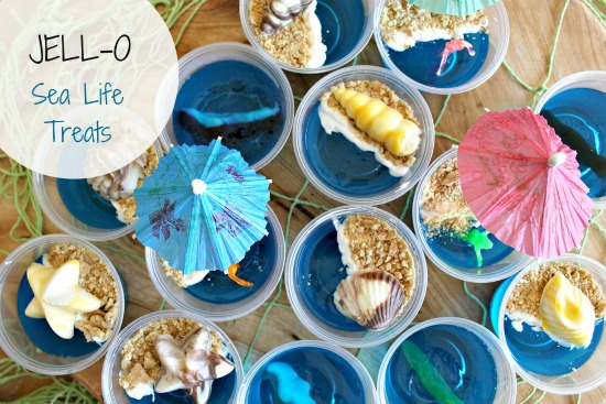 Under the sea party treat