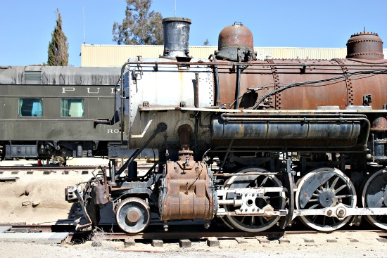 pacific southwest railroad museum