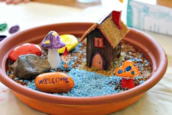 Creativity For Kids Wee Enchanted Garden