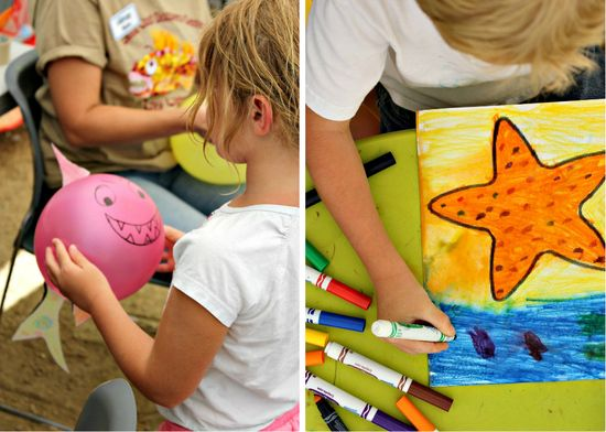 Sea life craft projects