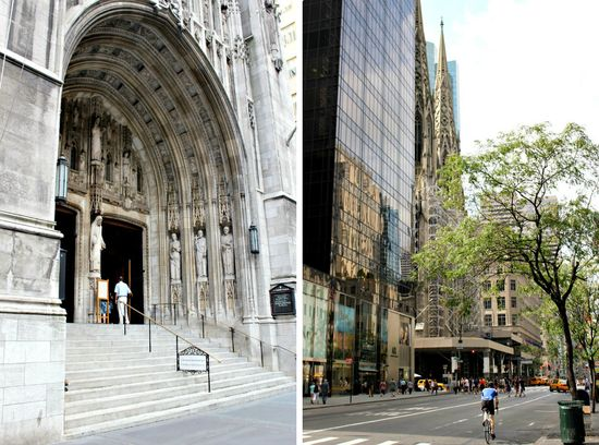 New york city churches