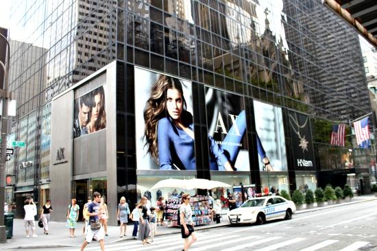 Armani New York