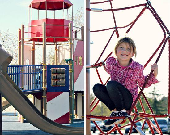 Lake Balboa playground