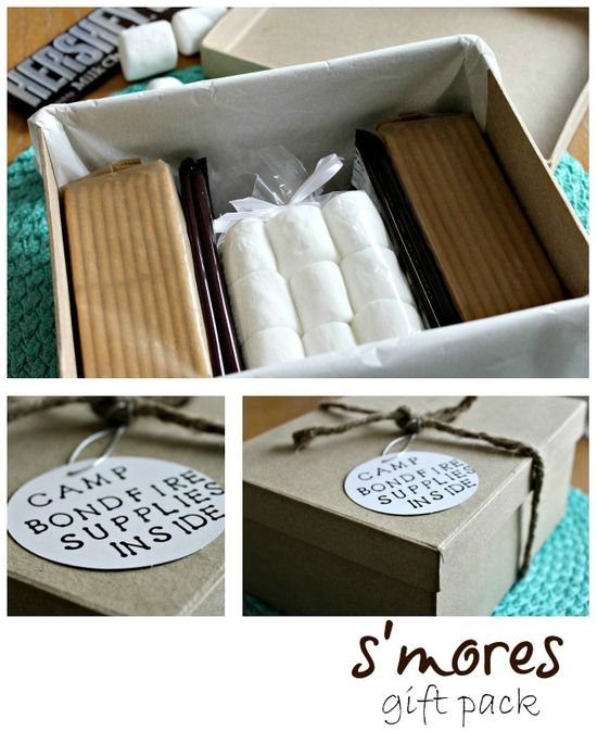 S'mores gift pack
