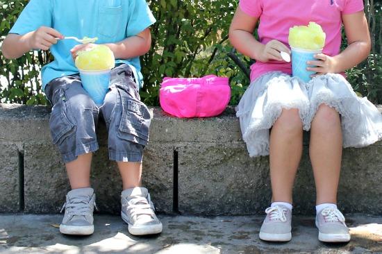 LA Zoo refreshments