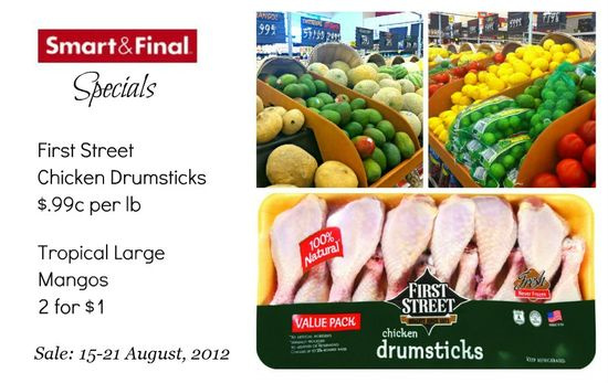 Best deals at Smart & Final