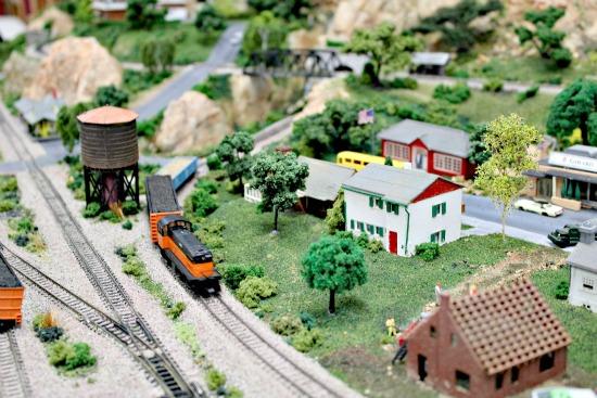model railroad museum san diego