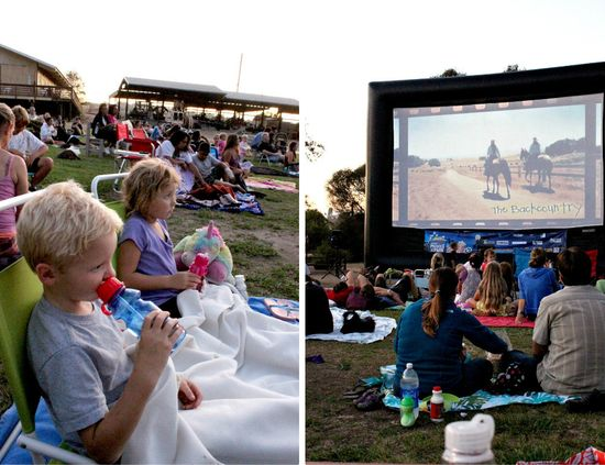 Summer movies in the park san diego