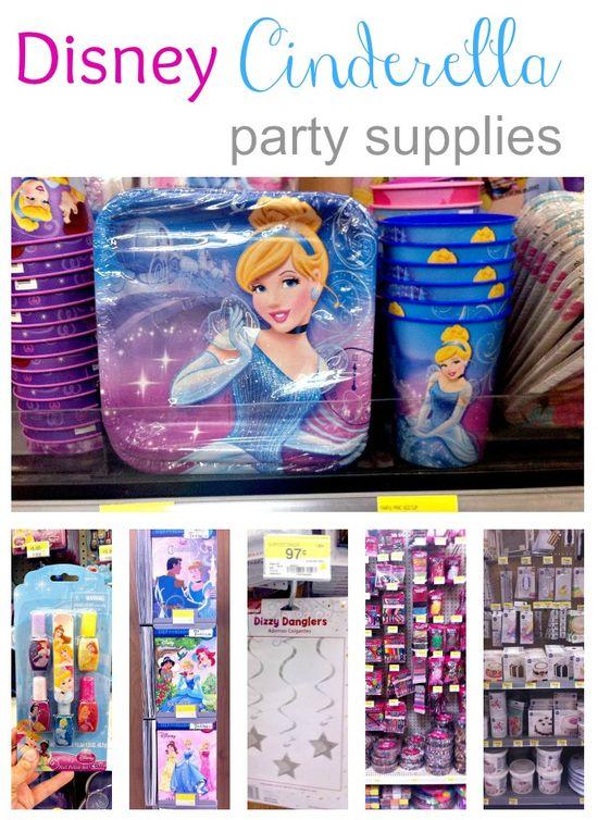 Disney Princess shopping trip at Walmart