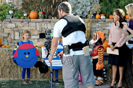 Fox 5 Handmade Halloween Costumes