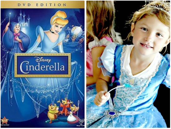 Disney Cinderella Party Ideas