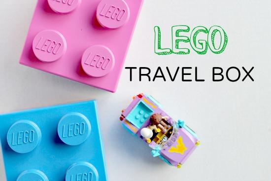 DIY Lego Travel Box