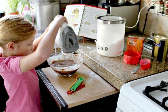 Chocolate cupcake recipe for kids