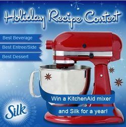 Holiday recipe contest