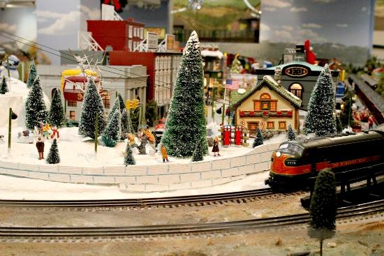 Model Railroad Museum San Diego Christmas Trains